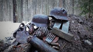 Коп по войне - Война в болотах. Ледниковый период. / Searching with Metal Detector