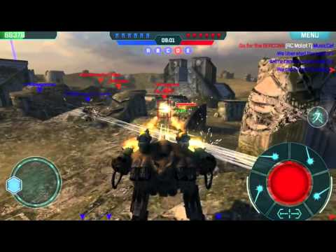 Walking War Robots [WWR] 500 SUBSCRIBER EVENT 15 Kill Game | ADRIANNNNNN