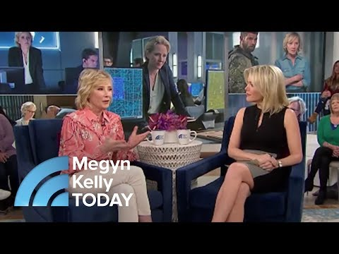 Anne Heche Related Her Difficult Upbringing To New Film 'My Friend Dahmer'   Megyn Kelly TODAY