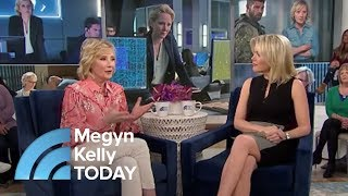 Anne Heche Related Her Difficult Upbringing To New Film 'My Friend Dahmer'  | Megyn Kelly TODAY