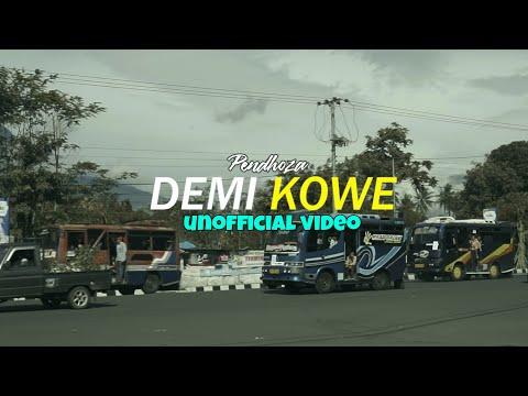 DEMI KOWE - Pendhoza SKA VERSION Unofficial Video Cover + Lirik (cc)