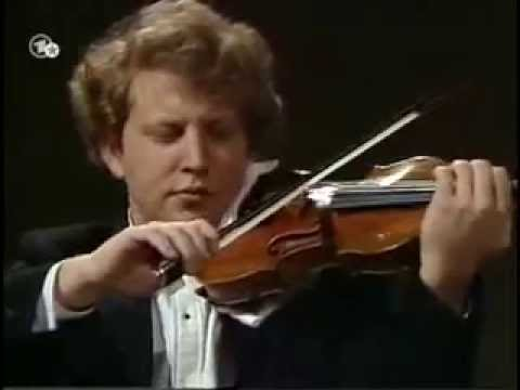 Shlomo Mintz - Wieniawski: Violin Concerto No.2 in D minor, Op.22
