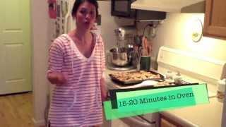 Cooking With Kalota - Episode 05: Pita Chips