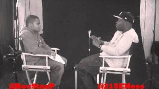 e ness interview w rocstar p talks about bad boy lil wayne and rick ross part 1