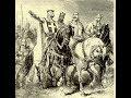 Le Roi Louis 🇫🇷 Chant Historique    Chant De Croisade
