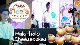 Let's BAKE! | Cake Fiesta Manila 2019 Tour + Live Demo | Mortar and Pastry