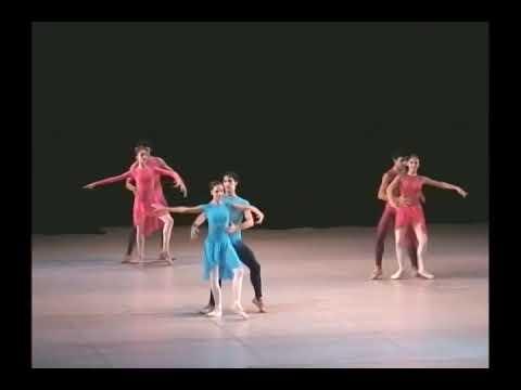 Ballet Nac Cuba - Danza Mozart - Fest Ballet Habana 2006
