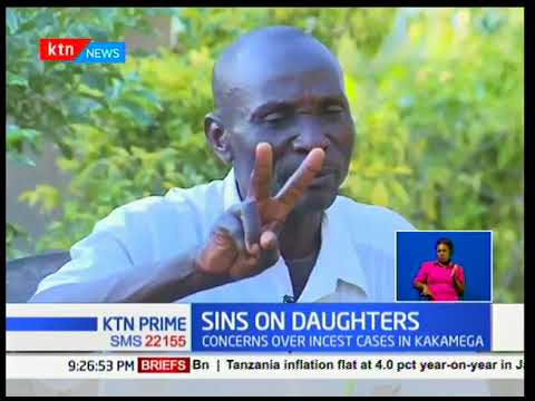 Western Kenya grapples with cases of incest as fathers impregnate their daughters
