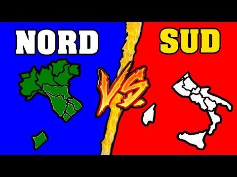 Nord VS Sud - Battaglia Rap Epica - Manuel Aski
