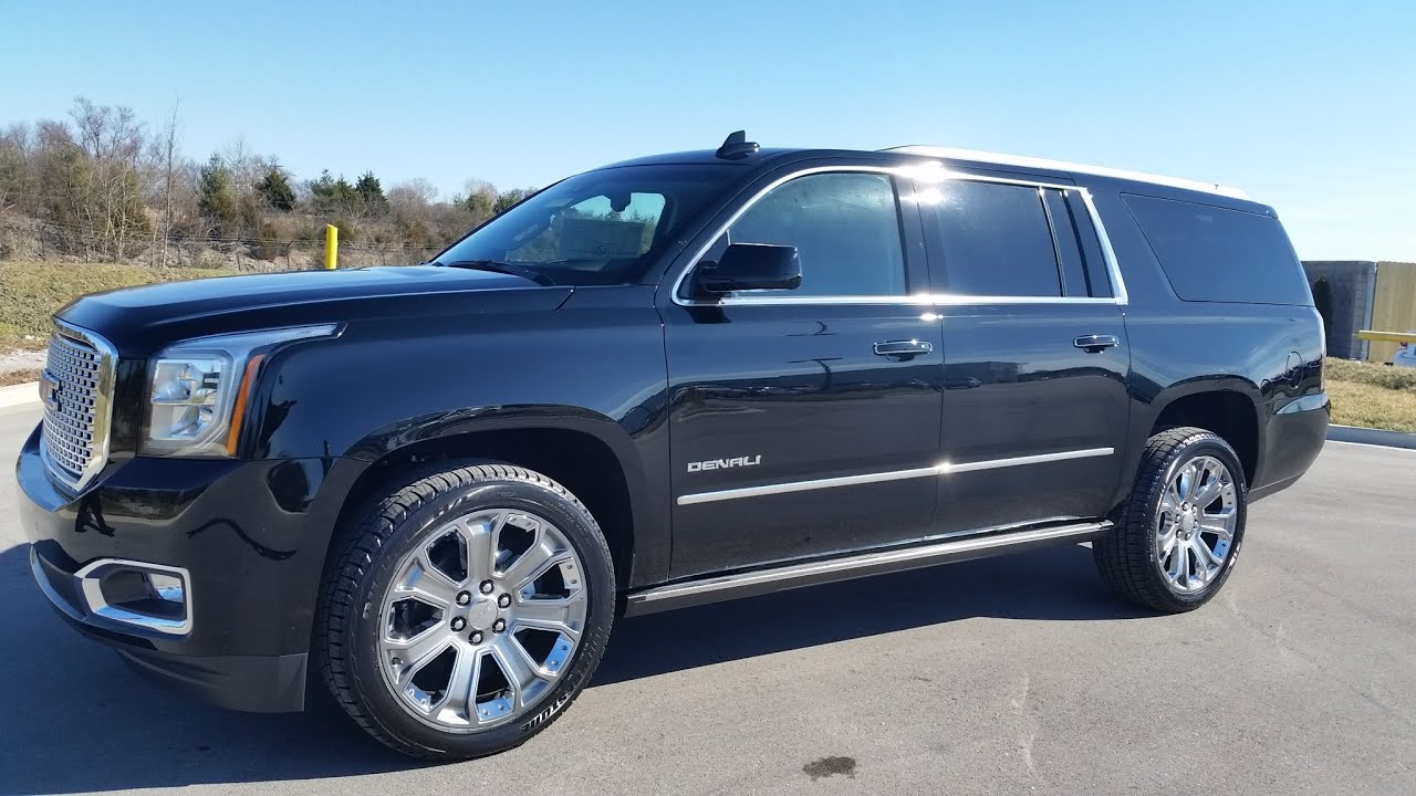 2015 yukon denali xl - Sold 2015 Gmc Yukon Xl Denali 4x4 For Sale Onyx Black 77 565 00 List Price Call 855 507 8520 Youtube