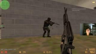 Стрелялка война Оружие играть  Стрелялка 3д  Майнкрафт стрелялка Контра КС 1.6.