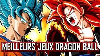 LES 5 MEILLEURS JEUX DRAGON BALL DE TOUS LES TEMPS