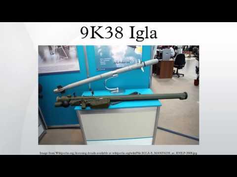 9K38 Igla