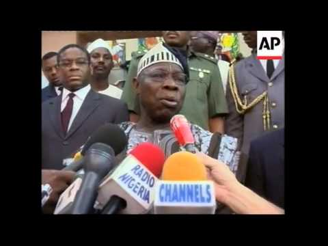 Obasanjo intervenes to restore leader of tiny island nation