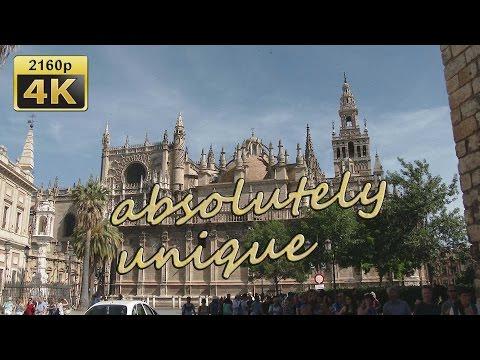 Catedral de Santa María de la Sede, Seville - Spain 4K Travel Channel