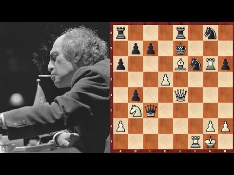 Attacking with Tempo: Mikhail Tal vs Bobby Fischer Candidates 1959