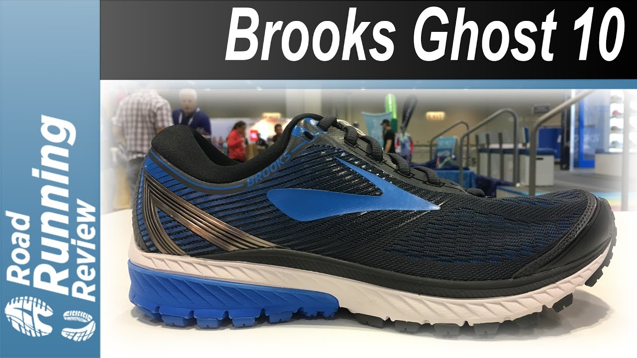 c5d514720fb Brooks Ghost 10 Preview - YouTube
