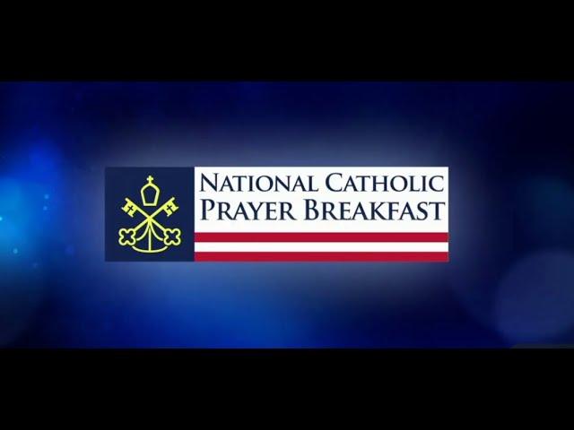 Bishop Lopes Gives Keynote at National Catholic Prayer Breakfast
