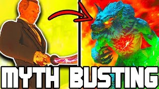 60 SECOND BOSS FIGHT!!! // BLACK OPS 4 ZOMBIES // MYTH BUSTING MONDAYS #10