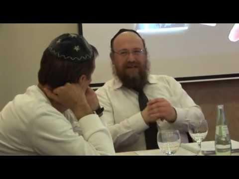 JLI Kurs mit Rabbi Mendel Schtroks / Köln (German speech)