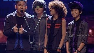 "Coboy Junior ""#Eeeaa"" - Duo/Grup Anak Anak Terbaik - AMI 2013"