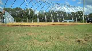 PVC HOOPHOUSE - THE ARCHES