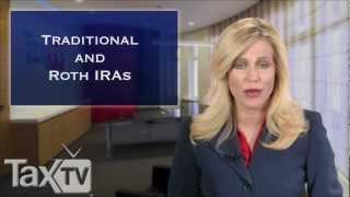 Understanding Individual Retirement Accounts (IRA) - www.TaxTV.com