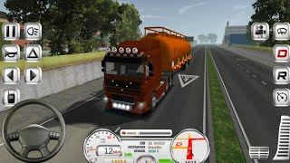 Euro Truck Evolution Simulator 2021 - Android Gameplay FHD screenshot 1