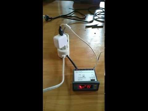 온도 컨트롤러 DIY