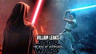 The Rise Of Skywalker Villain Leaks Will Shock Fans! (Star Wars Episode 9)
