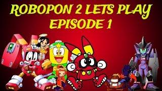 Robopon 2 Lets Play Episode 1