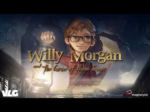 Willy Morgan - OUT NOW Trailer