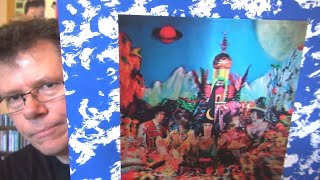 The Rolling Stones Their Satanic Majesties Request 50th Anniversary Unboxing