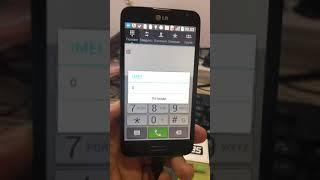 LG L70 D320n Repair IMEI 0 Fix by Z3X