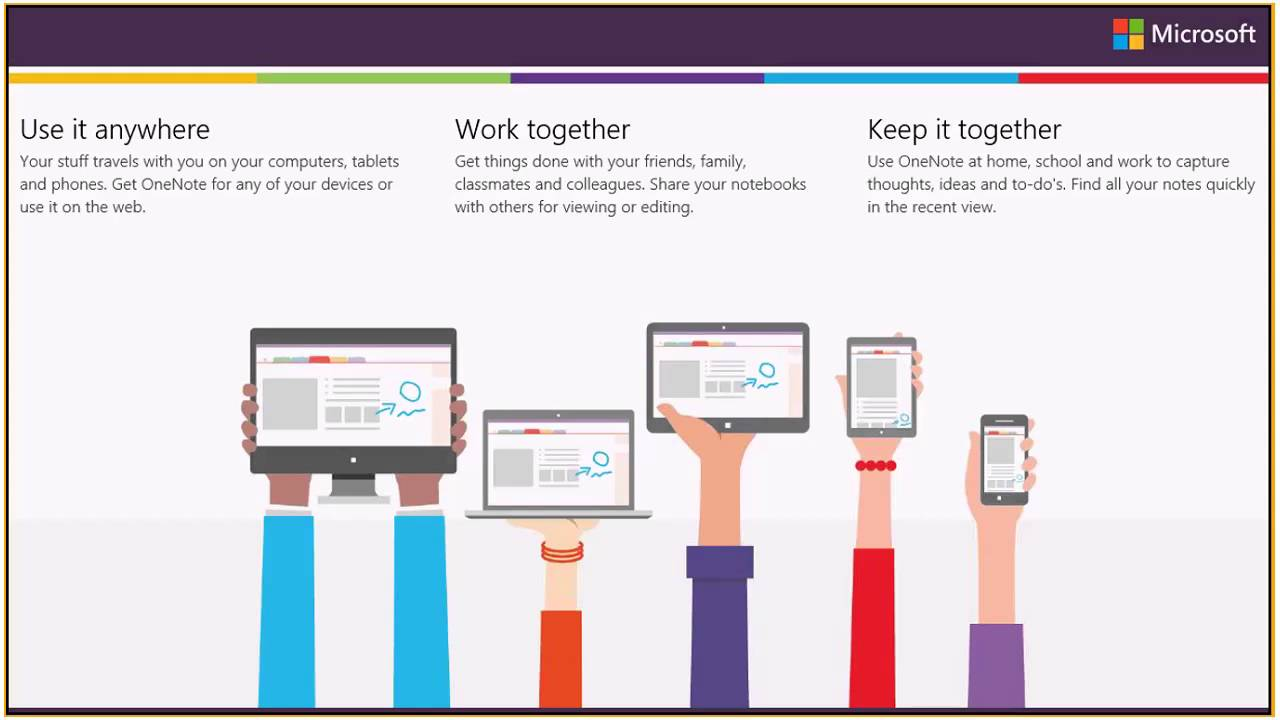 how to use onenote youtube