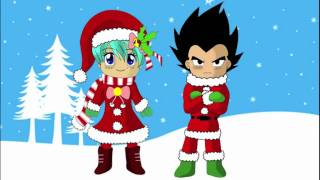 Merry Christmas 2010 From Vegeta and Bulma
