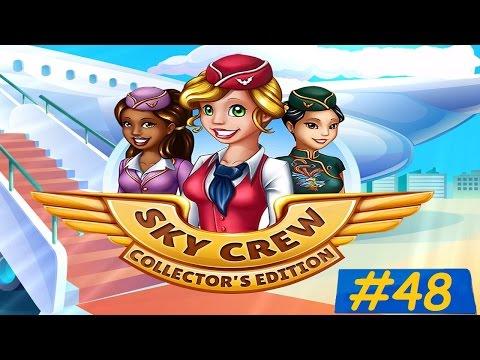 Sky Crew (CE) - VIP, Flight 11 - 15 (#48) (Playthrough) (PC/HD 1080p)