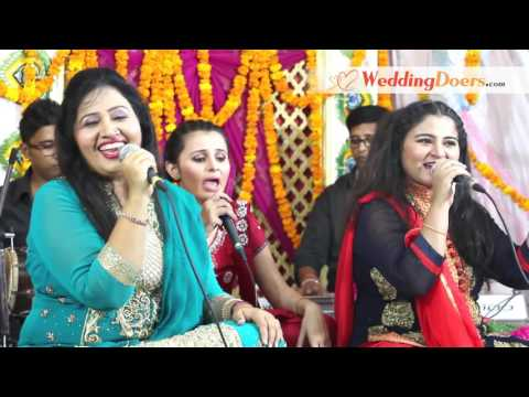 Mathe te Chamkan Waal Punjabi Folk Song | WeddingDoers.com (full song)