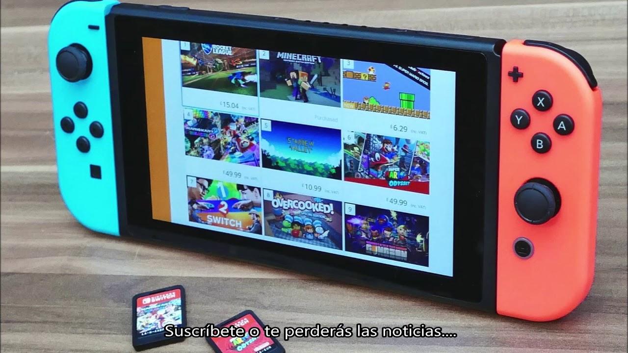 Nueva solución para cargar custom firmware en Nintendo Switch  Dannewsgames  #675