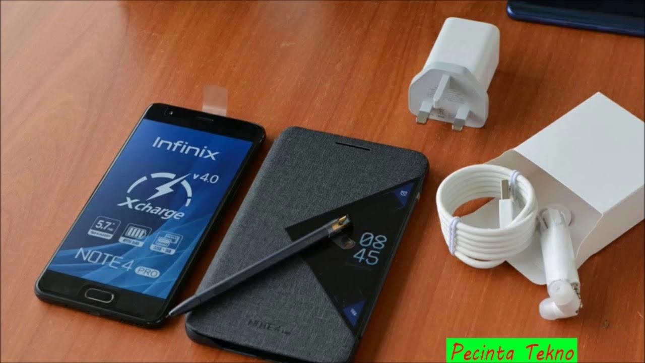 Infinix Note 4 X572 Spesifikasi Serta Kelebihan Dan Kekurangan