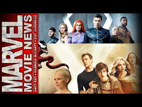 Inhumans & The Gifted Review, Michelle Williams Might Join Venom and More | Marvel Movie News Ep 150