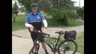 Dayton Police Bike Patrol