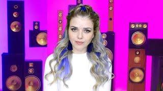 Прическа как у Ханны в клипе ПУЛИ / Как заплести косы с канекалоном