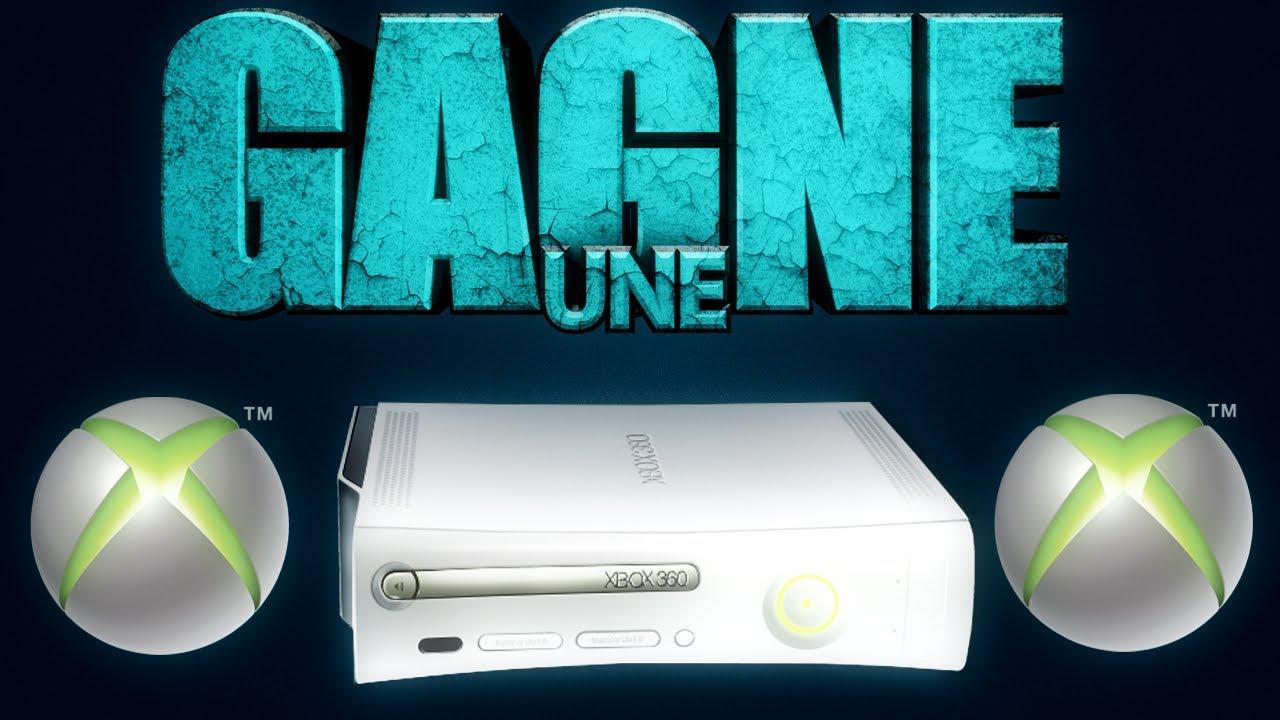 XBOX 360 A GAGNER ! [CLOSE, RESULTATS LUNDI]