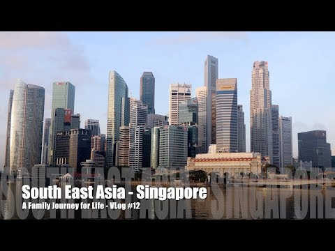 Family Journey for Life - Singapore VLog #12