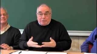 Preguntas y expectativas que surgen en el ámbito pastoral, por fr  Jesús Duque
