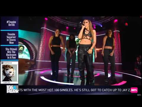 "Tinashe Performs ""Pretend"" & ""2 On"" On 106 & Park"