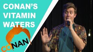 Conan's Vitamin Waters - Ryan Roe