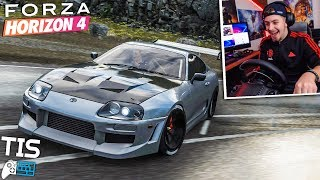 ΤΟ SUPRA ΕΠΕΣΤΡΕΨΕ! + GIVEAWAY! - Forza Horizon 4 |#15| TechItSerious