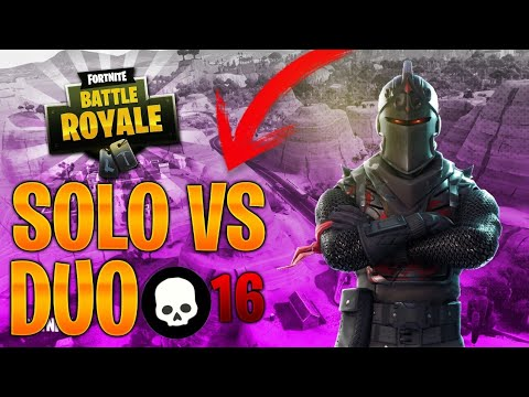 Solo Vs Duo 16 Kills Ps4 Fortnite Argentina Youtube